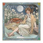CALENDARIOS | Calendario Astrological Art Nouveau - 2018 (Sca)
