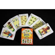 CARTAS POKER | Cartas Rasta (54 Cartas Juego - Playing Card)
