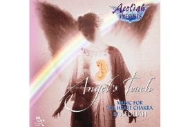 CD MUSICA | CD MUSICA ANGELS TOUCH (AEOLIAH)