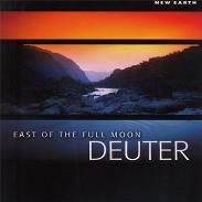CD MUSICA | CD MUSICA EAST OF THE FULL MOON (DEUTER)