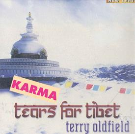 CD MUSICA | CD MUSICA TEARS FOR TIBET (TERRY OLDFIELD)
