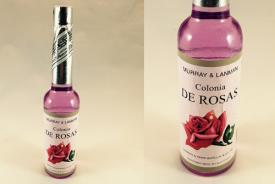 AGUAS | COLONIA DE ROSAS (221 ml)