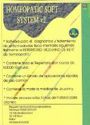 PROGRAMAS ORDENADOR | HOMEOPATIC SOFT SYSTEM V2
