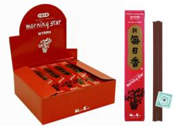 INCIENSOS JAPONESES | INCIENSO MORNING STAR MIRRA