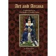 LIBROS U.S.GAMES | Libro Art and Arcana: Commentary on the Medieval Scapini Tarot (En) (Usg)Ronald Decker