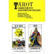 LIBROS U.S.GAMES | LIBRO Cards for Fun and Fortune Telling (Ingles) (U.S.Games) (HAS)