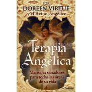 LIBROS GUY TREDANIEL EDICIONES | LIBRO Terapia Angelica (Mensajes Sanadores) (Doreen Virtue) (Guy)(HAS)