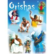 POSTER | POSTER Orishas Completos - 50 x 70 cm (Papel 120 gr)