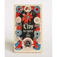 "CARTAS UUSI | Tarot coleccion ""Eros: The Garden of Love"" Oversize Limited Edition Major Arcana Suite - Limited Edition 75 units - (UUSI)"