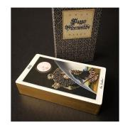 CARTAS UUSI | Tarot coleccion Pagan Otherworlds Tarot - 1st Edition 24KT Gilded Limited Edition - 2016 (UUSI)