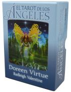 CARTAS GUY TREDANIEL EDICIONES | Tarot de los Angeles - Doreen Virtue (Borde Dorado) (Set) (Guyt)