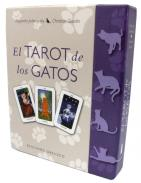 CARTAS OBELISCO | Tarot Gatos (De los...) (Set - Libro + 22 Cartas) (O)